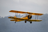 Vic Bentley - DH Tiger Moth