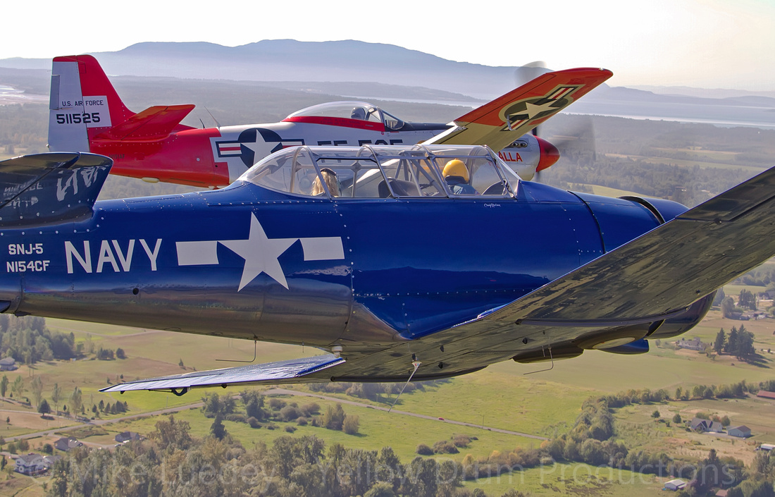 "The iconic P-51D ""Val-Halla"""
