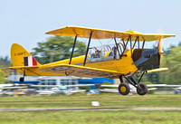 1941 de Havilland DH 82C Tiger Moth